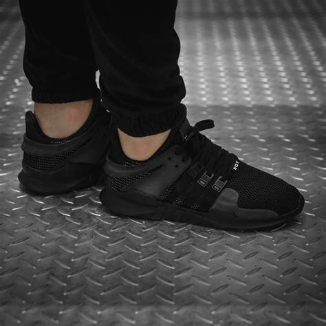 adidas eqt black who managed to grab a pair of the adidas eqt support adv