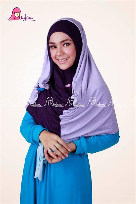 Instan Salwa salwa violet baby violet miulan boutique
