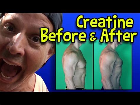 creatine 5 days a week creatine before and after jokestrap