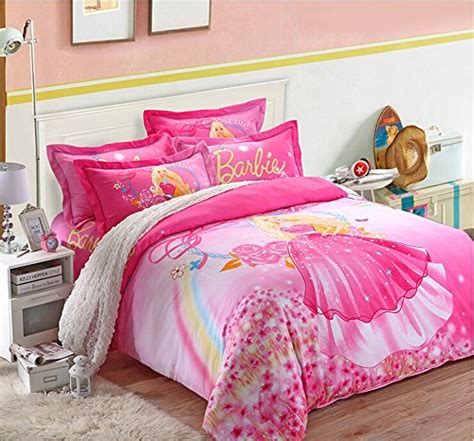 barbie bed set online buy wholesale barbie comforter from china barbie