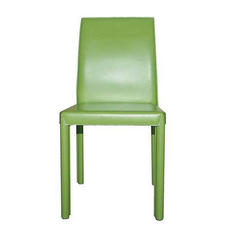 Green Leather Dining Room Chairs Heal S Dining Chair Green Leather Chairs Chairs Stools Furniture