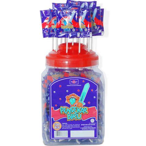 Permen Pop Kaki Lollipop pt bronson prima industri