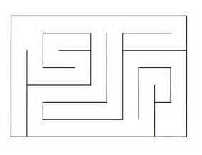maze template marble maze pattern craft printables and templates