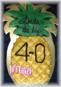 pineapple 40th birthday cakecentral
