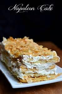 napoleon kuchen image gallery napoleon cake