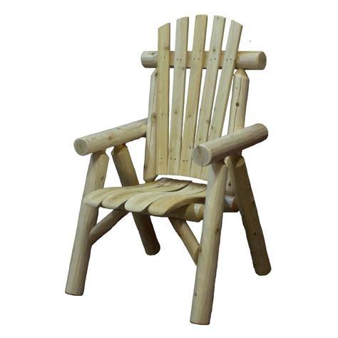 Lakeland Dining Chairs by Shop Lakeland Mills Cedar Cedar Patio Dining Chair