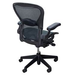 herman miller aeron used size b task chair jade