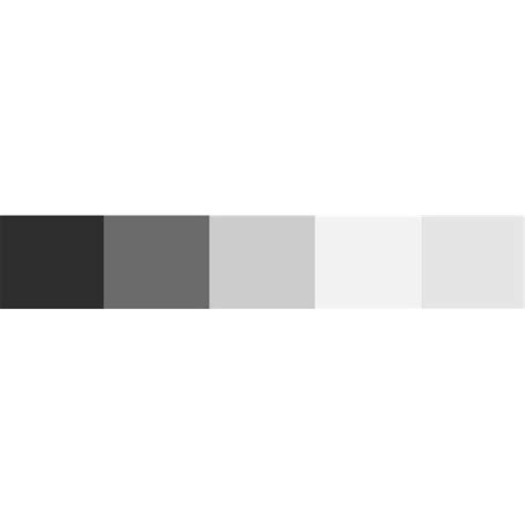 black and white color scheme birth months and color palettes based on birthstones