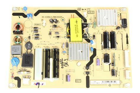 Power Supply Tv Sharp Lc40le355m sharp lc 32le450u power supply 9kt08pe081l5pw tvparts at tvpartsinstock tvpartsinstock