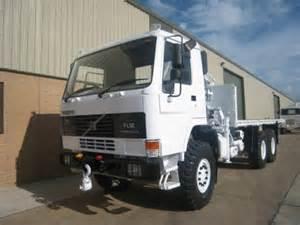 Volvo Fl12 Volvo Fl12 6x6 Cargo Platform Truck Ex For Sale