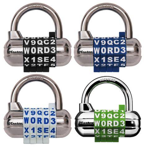 cadenas master lock speed dial model no 1534d master lock