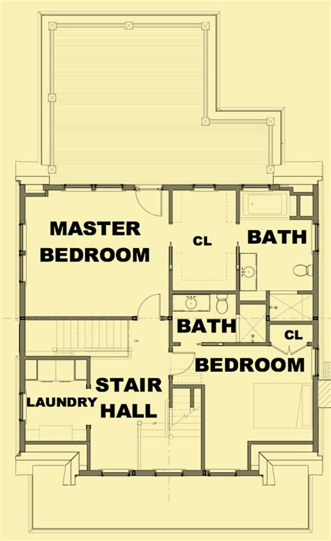 gambrel house floor plans 2 bedroom house plans for a simple home with a gambrel