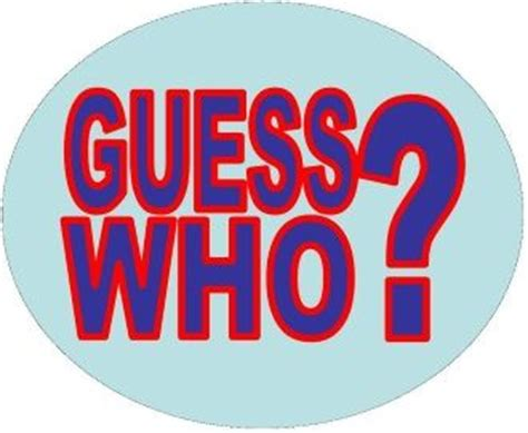 Guess Who by Kogt Guess Who Kogt