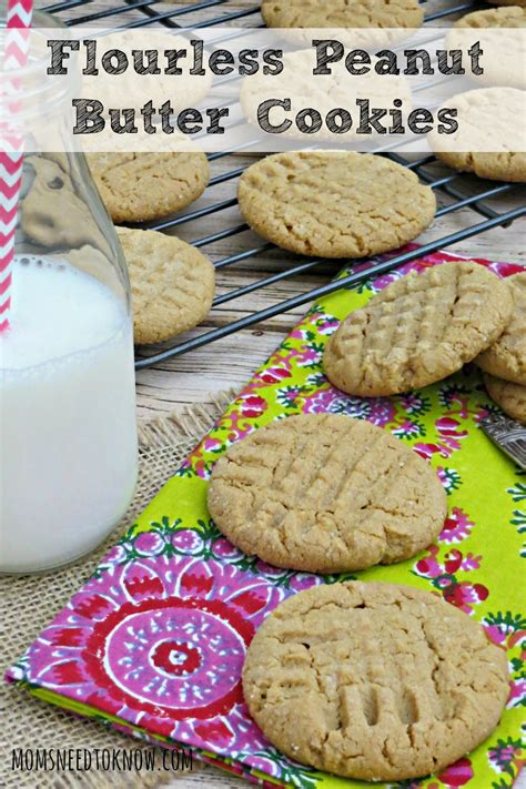 how to make gluten free peanut butter cookies