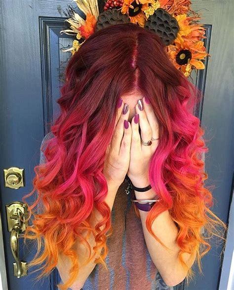 Purple Craze Fall 2007 Trend by Best 25 Mermaid Hair Ideas On Mermaids