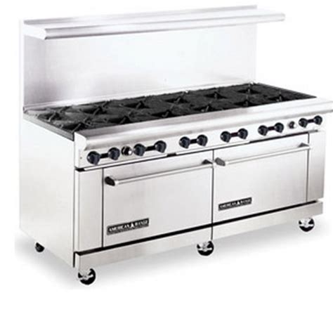 72 wolf 6 burner stove american range 72 inch commercial range 12 burner ar 12 shop in usa kitchen dining