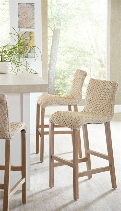wicker kitchen island chairs white counter stools interesting white counter stools