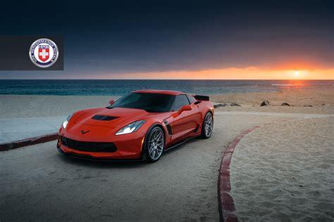 Hotwheels Reguler Corvette C7 Z06 Convertible Lot A 2018 daytona orange c7 corvette z06 puts on brushed titanium wheels carscoops