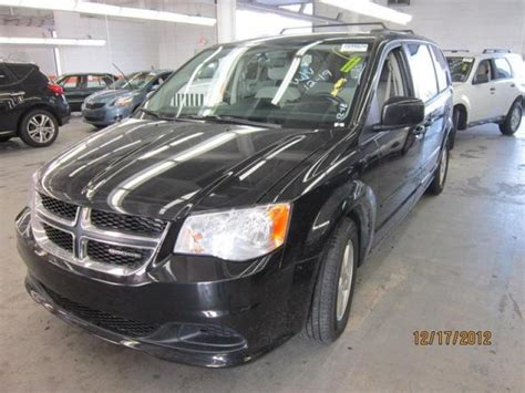 dodge caravan australia dodge grand caravan mainstreet 2011 used for sale
