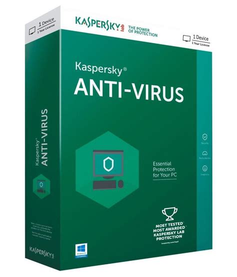 Anti Virus Kepersky kaspersky antivirus version 1 1 cd buy