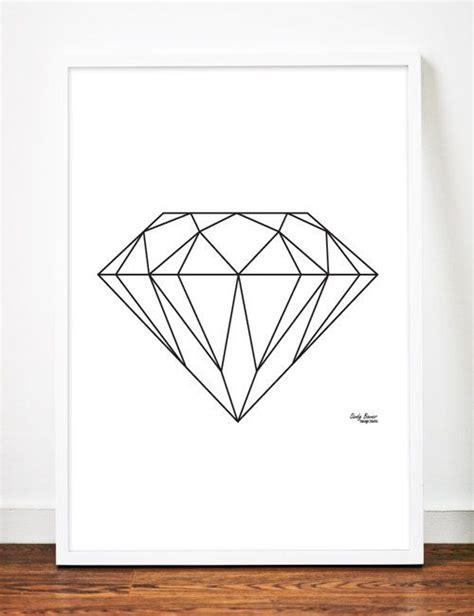 printable minimalist art die besten 17 ideen zu geometrischer fuchs auf pinterest
