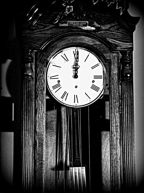 Grandfather S Clock by 12 O Clock Say Something