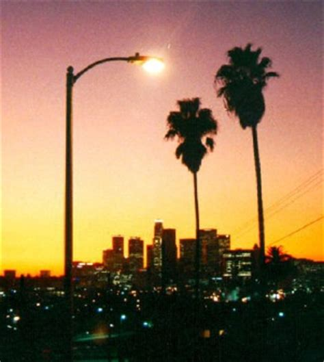 los angeles street lights about bsl