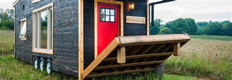 tiny house innovations greenmoxie tiny house lets you live mortgage free and off