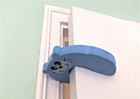 Baby Proof Door Stopper by Child Door Finger Pinch Guard