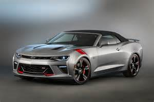 Chevrolet Camaro How Much 2016 Chevrolet Camaro Ss Black Accent Concepts