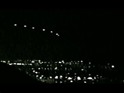 the lights returned