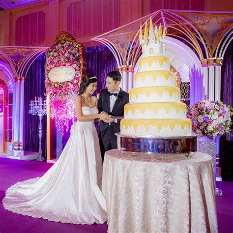 Wedding Cake Hong Kong by Wedding Cake Wednesday Hong Kong Disneyland Disney Weddings