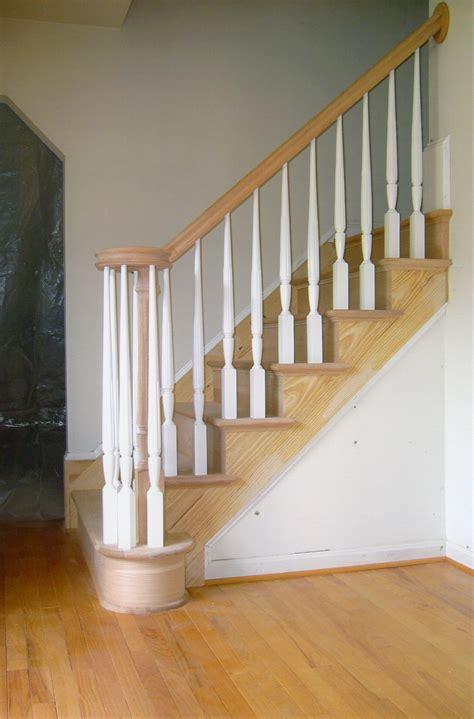 stairs railings portfolio view  work