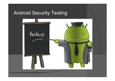 mobile security testing mobile security security testing speaker at css serminar