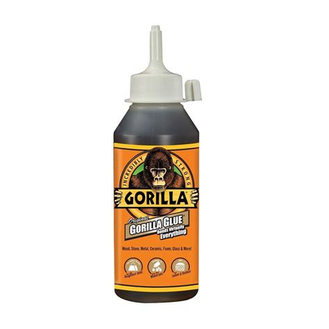 gorilla glue original 8 oz glue 6 pack 5000806 the
