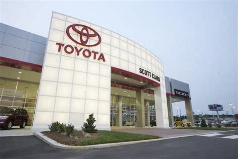 Clark Toyota Stallings Nc Clark Toyota Car Dealership In Matthews Nc 28105