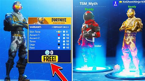 what fortnite skins are out how to customize all free skins update in fortnite new