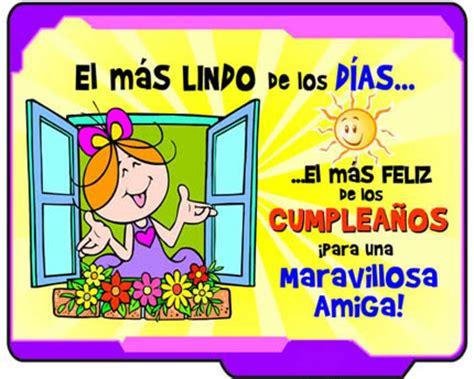 imagenes animadas de feliz cumpleanos amiga tarjetas de cumplea 241 os para felicitar a una amiga ツ