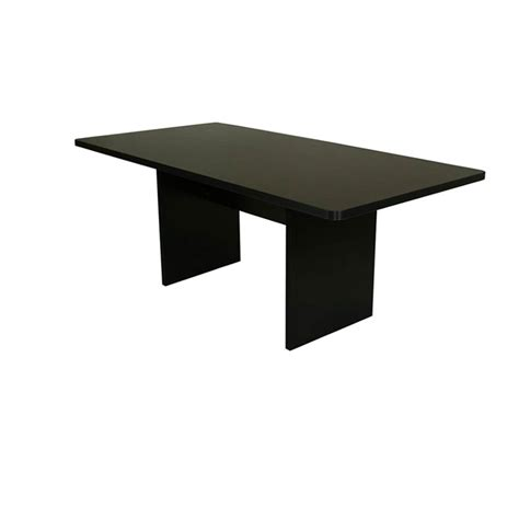 Rectangular Conference Table Cf605 Rectangular Conference Tableblack