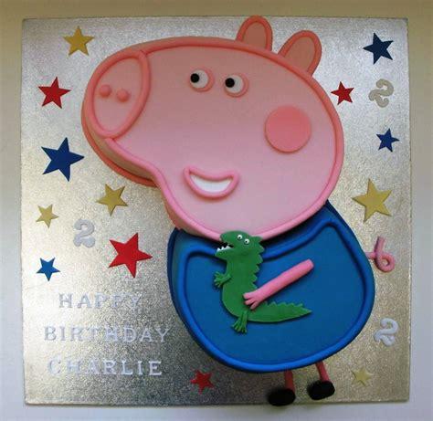 peppa pig cake template free george peppa pig cake template sletemplatess