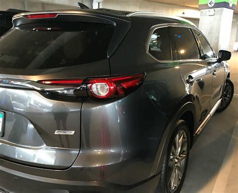 2016 mazda cx 9 3 row family car mazda usa tooling around orlando in a fashionable family car
