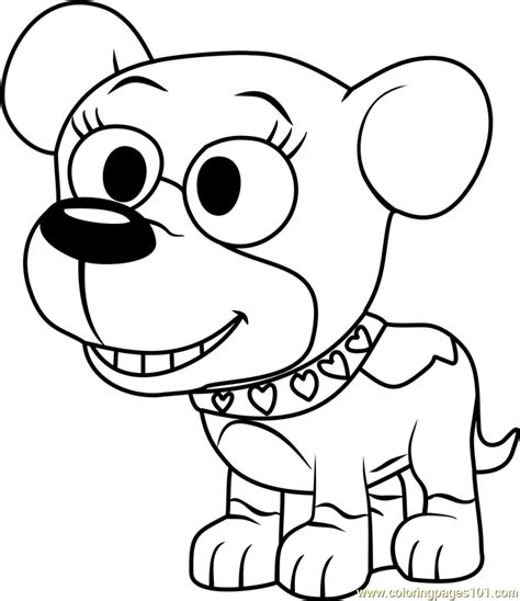 coloring pages pound puppies pound puppies cupcake coloring page free pound puppies