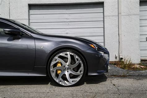 lexus forgiato you dig lexus rc f on forgiato 22s