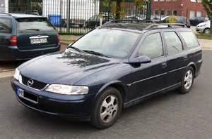Opel Vectra Combi Opel Vectra Kombi 4781115