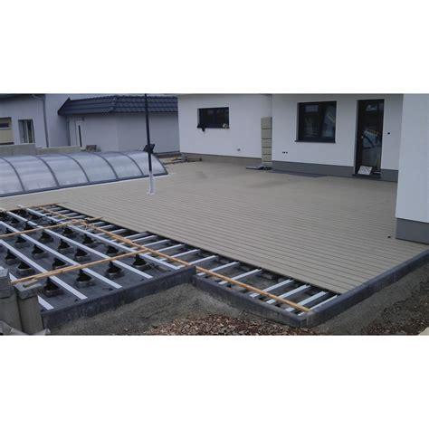k r terrassenlager flex terrassenlager kunststoff mit beweglichen kopf