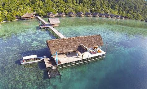 raja at dive resort papua explorers dive resort in raja at book here