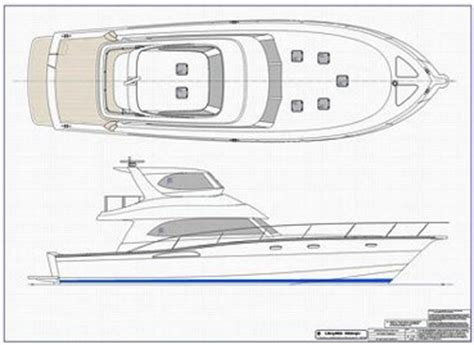 sport fishing boat hull design stock monohull and multihull boat plans by lidgard yacht
