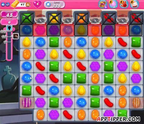 Crush Saga crush saga level 226 tips