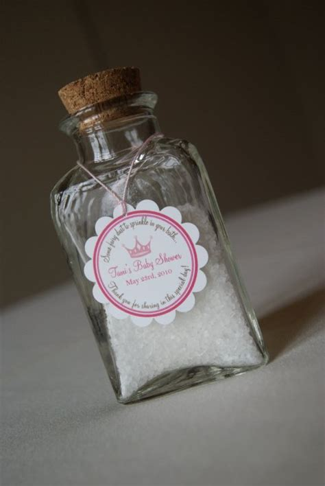 Bridal Shower Favor Idea Bath Fizz by Dust Bath Salts Favor Weddingbee Photo Gallery