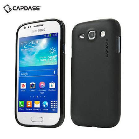 capdase soft jacket xpose for samsung galaxy ace 3 black